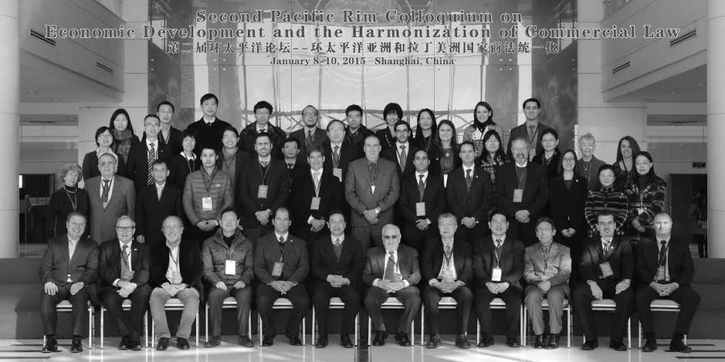 Second Colloquium Participants